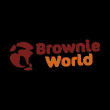 logo brownie world